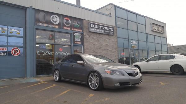 Dans la ville de Québec, garage de mécanique automobile   Électr'Auto : entretien, réparation, tuning de performance.