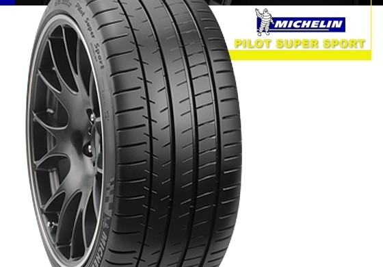 Pneus michelin supersport
